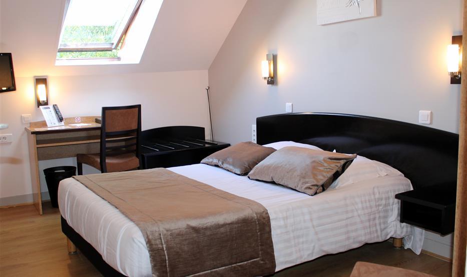 Hotel 3 étoiles, Bayeux en Normandie - Hôtel Le Bayeux